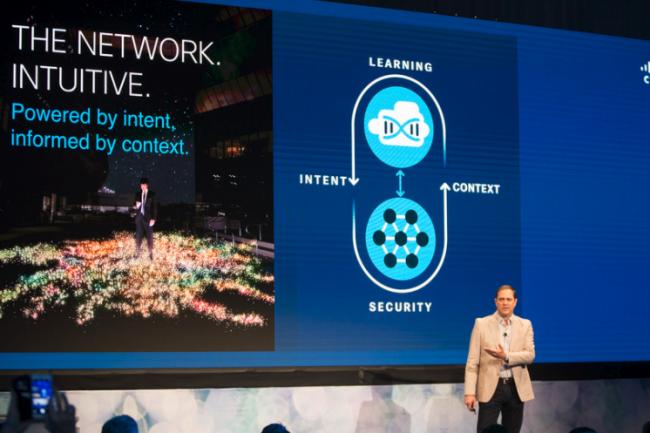 Cisco met le cap sur l'intent-based networking