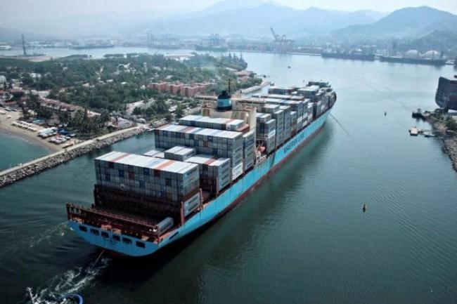 La gestion des clusters de containers est au coeur de l'outil Kubernetes qui arrive dans sa version 1.7. (Crédit Maersk)