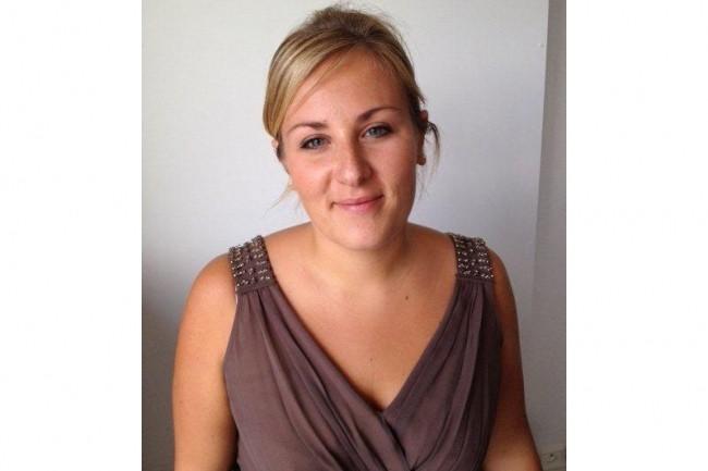 Audrey Auber, la responsable RH d'Alterway s'appuie sur la solution Yatedo pour chasser les talents IT sur le web. (crédit : D.R.)