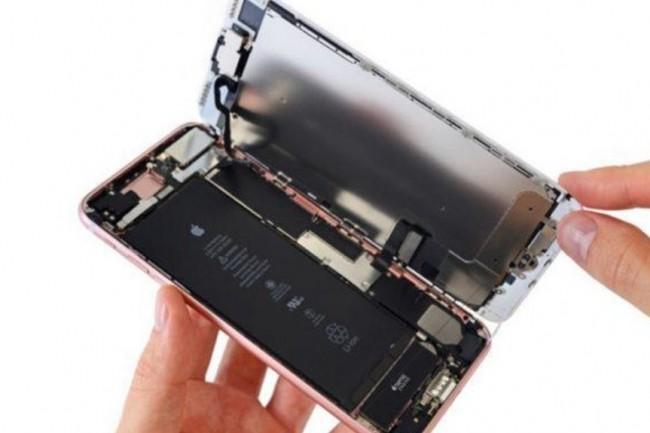 La qualité de fabrication est l'un des points forts d'Apple pour tous ses matériels en particulier les iPhone. (crédit : iFixit)