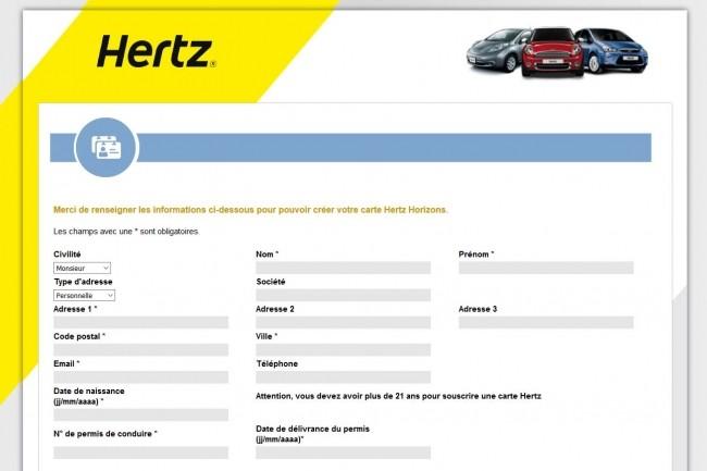 La sanction de 40 000 euros infligée par la CNIL au loueur de véhicules Hertz est un petit avant-goût de ce qui attend les contrevenants au GDPR l'an prochain. (crédit : D.R.)