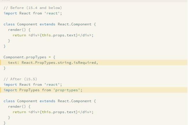 La version 16 de React Fiber, la  bibliothèque Javascript de Facebook, repose sur les types de collections Map et Set. (Crédit D.R.)