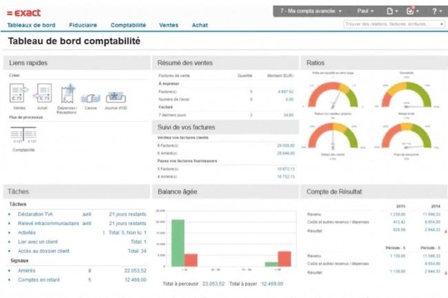 Les solutions de gestion en mode cloud d'Exact sont maintenant disponibles auprès du groupe AIG.