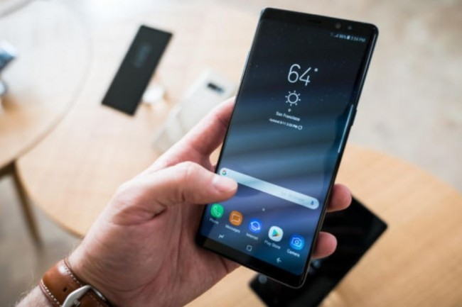 Samsung: un nouveau téléphone pour oublier l'échec du Note 7