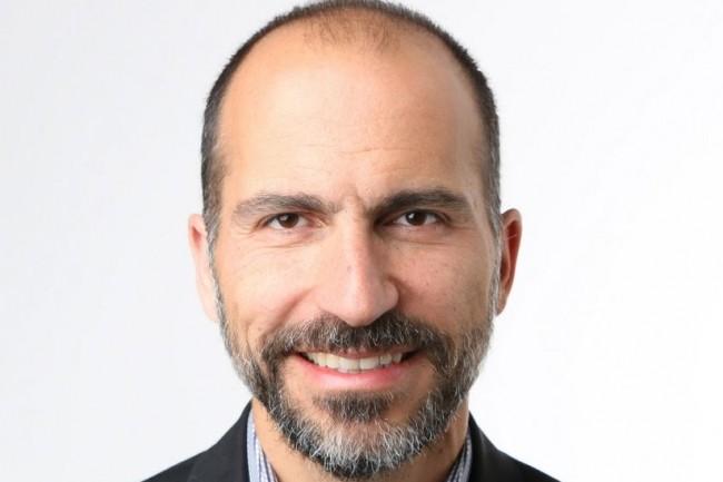 L'ancien dirigeant du site Expedia, Dara Khosrowshahi, a été désigné CEO de la plate-forme VTC UBer. (crédit. D.R.)