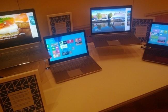 Entre les PC Windows et l'entreprise, la lune de miel est toujours d'actualité. (Credit: Simon Bisson)