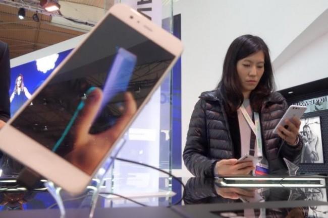 Les prochains smartphones de Huawei adopteront eux aussi un zeste d'IA. (Crédit Martyn Williams/IDG)