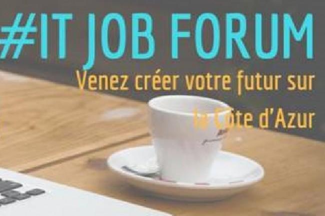 Le salon IT Job Forum réunira une vingtaine d'entreprises situées sur la zone d'activité technologique du département des Alpes-Maritimes. Crédit. D.R.