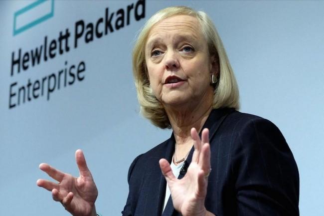 « Les résultats du 3ème trimestre constituent un signe encourageant des progrès que nous réalisons », a commenté Meg Whitman, CEO de Hewlett-Packard Enterprise. (Crédit : D.R.)