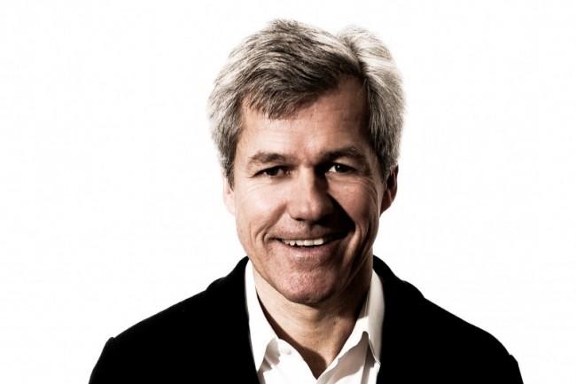 Avant de rejoindre Microsoft puis Solocal, Eric Boustouller a été directeur des ventes de Compaq. (Crédit photo : Microsoft)