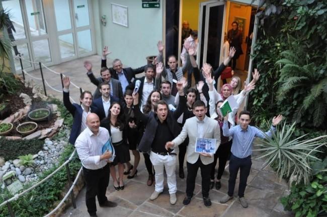 L'an dernier, le Challenge Jeunes Pousses a été remporté par les équipes de Proxiloop et leur plateforme de mise en relation entre étudiants et start-ups. Crédit. D.R.