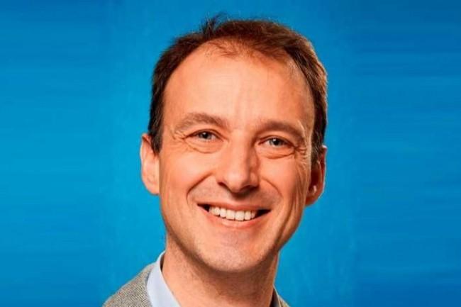 François Nicolas rejoint Guerbet, il a 20 ans d'expérience dans des grands groupes et dans une start-up, (Crédit D.R.)
