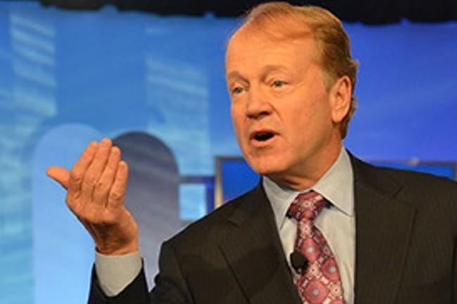 John Chambers, dirigeant historique de Cisco prend le large et laisse aux commandes Chuck Robbins. (crédit : D.R.)
