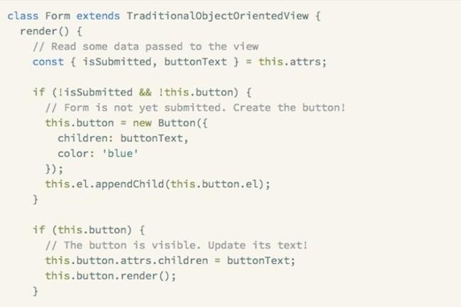 Cette première version de React 16 se concentre sur la compatibilité avec les applications existantes.