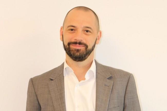 David Boucher vient d'être nommé directeur cybersécurité d'Hub One. (crédit : D.R.)