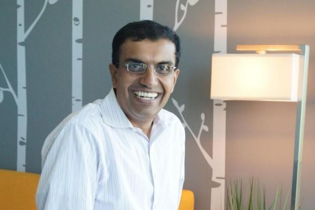 Le CEO d'Informatica, Anil Chakravarthy, veut rouvrir le capital de la société au public. (crédit : D.R.)