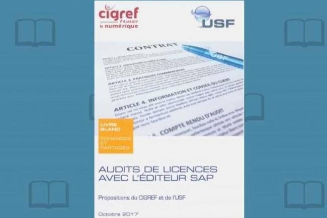 « Audits de licences avec l'éditeur SAP » a été présenté à la dernière Convention USF. (crédit : D.R.)
