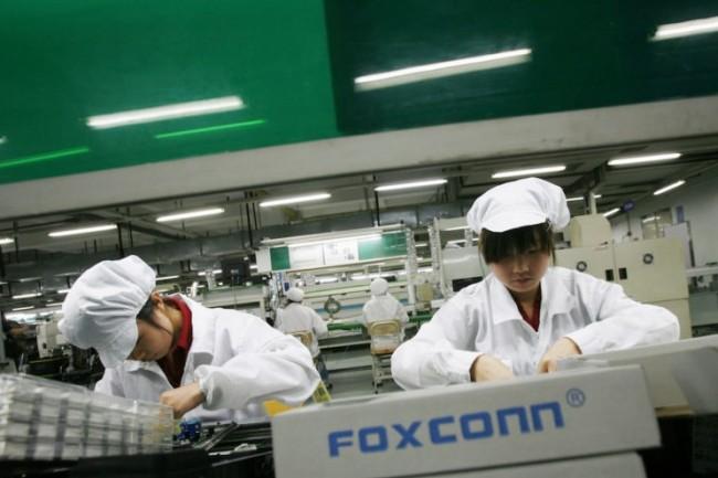 Principal sous-traitant d'Apple, Foxconn fabrique une bonne partie des iPhone en Chine. (Crédit D.R.)