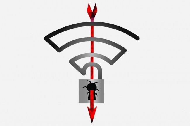 En catimini, Microsoft a bloqué la vulnérabilité Krack dans la pile WiFi de Windows. (Crédit D.R.)