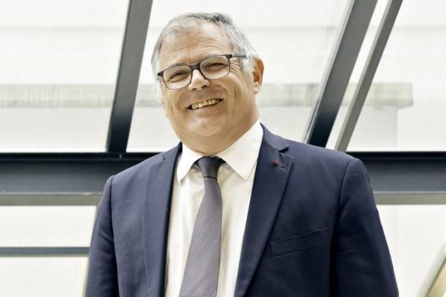 Jean-Marie Marx, directeur général de l'Apec, confirme les perspectives d'emploi toujours favorables dans l'informatique. (Crédit : D.R.)