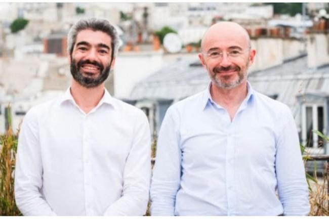 Co-fondée par Raphaël Labbé et Jérôme Lascombe, Wiztopic aide les entreprises à digitaliser la gestion et la distribution de leurs informations. (Crédit. D.R.)