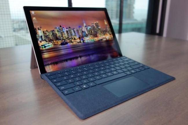 L'arrivé de la 4G/LTE était attendue sur les Surface Pro chez tous les utilisateurs nomades. (Crédit D.R.)