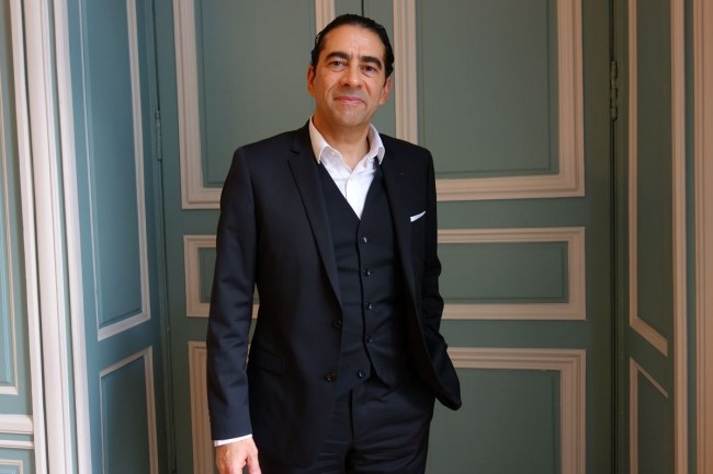 Gérald Karsenti, country manager d'Oracle depuis mi-septembre, se décrit comme un manager qui rassemble. (crédit : M.G.)