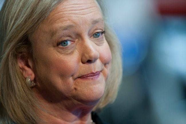 Le départ surprise de Meg Whitman, PDG de HPE