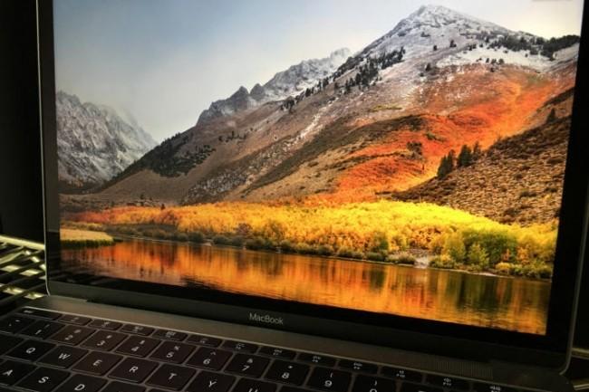 MacOS High Sierra se pirate en tapant