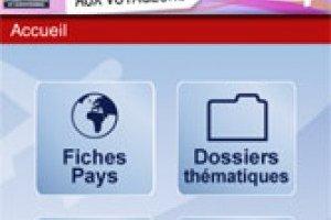 Le Quai d'Orsay conseille les voyageurs sur iPhone et Android