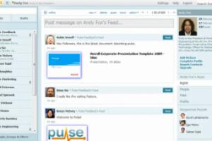L'outil collaboratif Novell Pulse Enterprise 2.0 passe en bêta