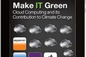 Le cloud source de pollution majeure selon Greenpeace