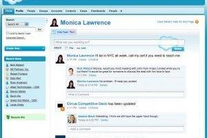 Collaboration : avec Chatter, Salesforce.com vise toute l'entreprise