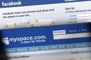 Facebook et Myspace redéfinissent leur territoire