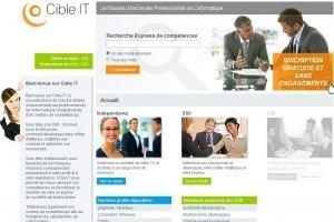 Cible IT, place de marché des compétences IT