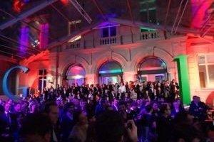 Pour l'inauguration de son Googleplex, Google mixe politique et communication