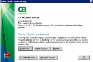 CA Technologies intègre le paiement à l'usage pour son offre ARCserve