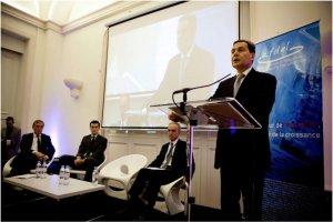 Invité par l'Afdel, Eric Besson dresse un bilan du numérique en France