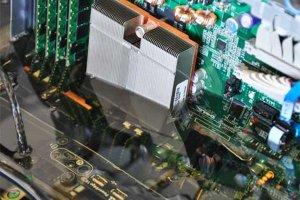 Intel teste des bains d'huile pour refroidir des serveurs
