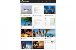 Google Drive pour Android int�gre le scan de documents