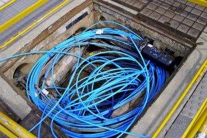 Seulement 415 000 abonnés fibre optique en France selon l'Arcep