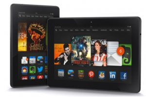 Amazon lance ses Kindle Fire HDX sous Fire OS