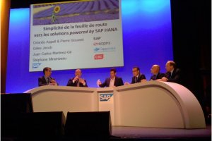 SAP place temps r�el et big data en t�te de ses priorit�s