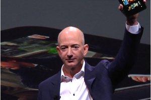 Amazon pr�parerait son propre smartphone pour septembre
