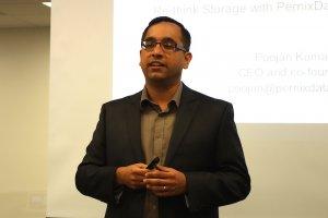 Silicon Valley 2014 : PernixData pousse un hyperviseur d�di� au stockage flash et RAM
