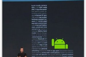 Google I/O : la preview du futur Android d�voil�e