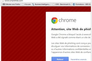 Alerte au phishing visant le site ShareFile de Citrix