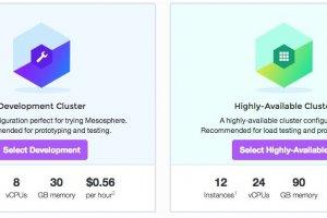 Google ajoute la planification de cluster � sa plateforme cloud