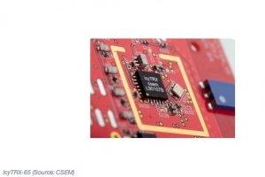 Une batterie de 1 V pour un �metteur r�cepteur Bluetooth
