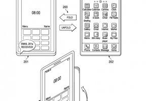 SAP a d�pos� un brevet de terminal mobile repliable